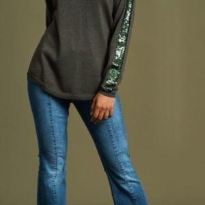 Coco Sequin Knit